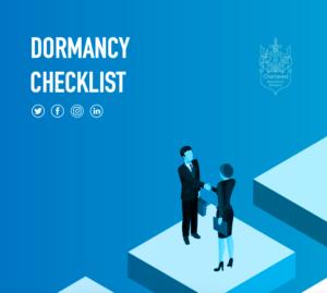Dormancy checklist